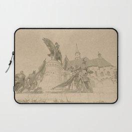 Mathias Rex Cluj Napoca Koloszvar Laptop Sleeve