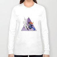 homestuck Long Sleeve T-shirts featuring Ugly Story by Alice Everyday