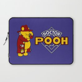Doctor Pooh Laptop Sleeve