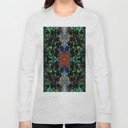 Skeletal Blossom Long Sleeve T-shirt
