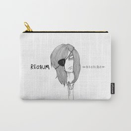 Redrum 02 Kelsey Carry-All Pouch