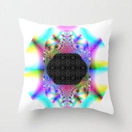 Eye - Auge  (A7 B0139) Throw Pillow