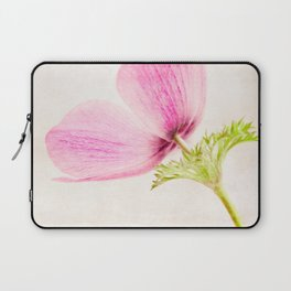 Linen In Pink Laptop Sleeve