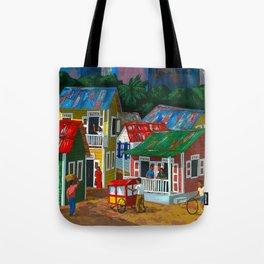 Santurce Tote Bag