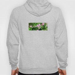 (piink)x(flowers) Hoody