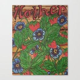 MEMORIES PLANTED Canvas Print