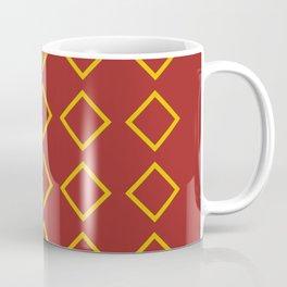 Square Cascade Coffee Mug