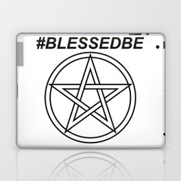 #BLESSEDBE INVERSE Laptop & iPad Skin