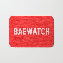 Baewatch Bath Mat