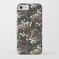 military iPhone & iPod Cases featuring Military pattern by Julia Badeeva