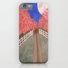 Cherry Blossom Pathway iPhone 6s Slim Case