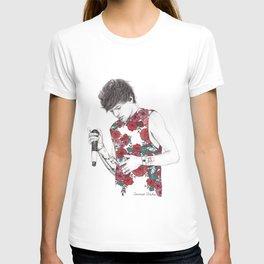 Floral Louis T-shirt