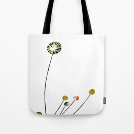 Style Blossoms Tote Bag