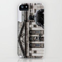 Industrious iPhone Case