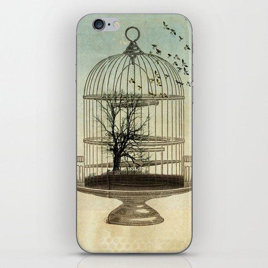 no limits iPhone & iPod Skin