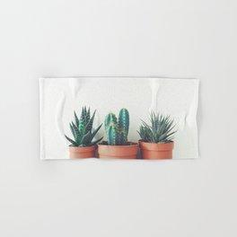 Potted Plants Hand & Bath Towel