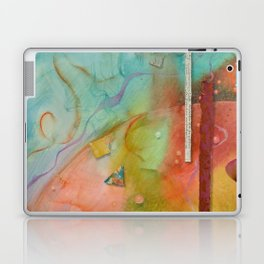 Outer World Laptop & iPad Skin