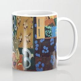 Henri Matisse Interior with Eggplants Coffee Mug