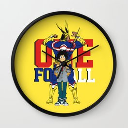 Boku no Hero Academia 6 Wall Clock