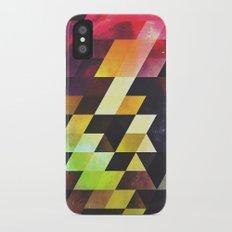 syxx-bynyny iPhone X Slim Case