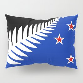Proposed new national flag design for New Zealand Pillow Sham