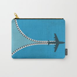 Unzip the sky Carry-All Pouch