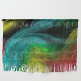 """""""Through A Silk Scarf"""" Wall Hanging"""