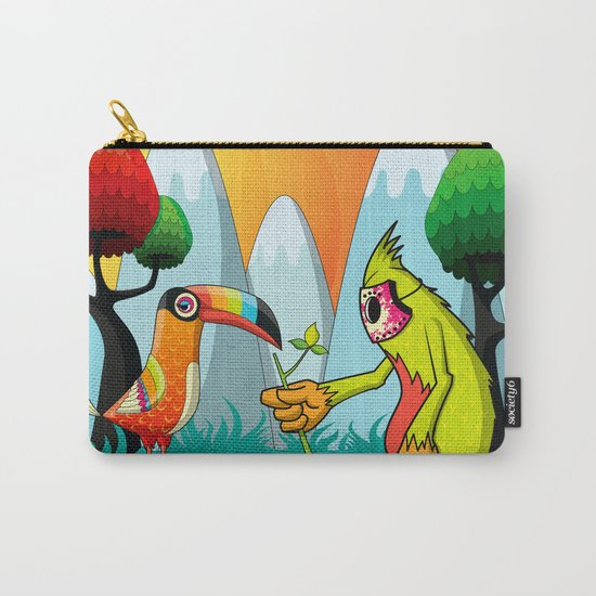 Magic Breed Carry-All Pouch
