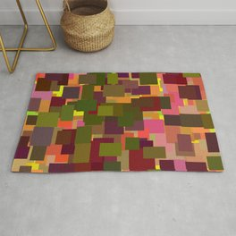 color rectangles 004 Rug
