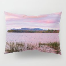 Sunset over Raquette Lake Pillow Sham