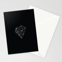 Monochrome Heart Stationery Cards