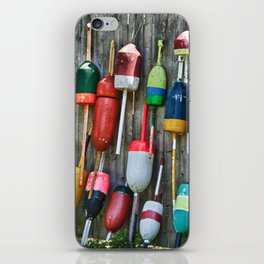 Lobster Floats iPhone Skin