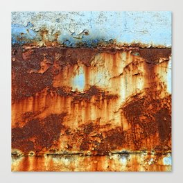 Colors of Rust _756 / ROSTart Canvas Print
