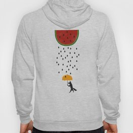 Raining Watermelon Hoody