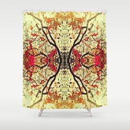 Afro Art Part 1 Shower Curtain