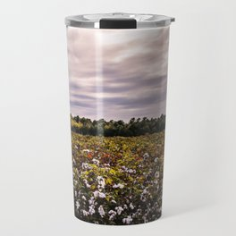 Cotton Field 23 Travel Mug