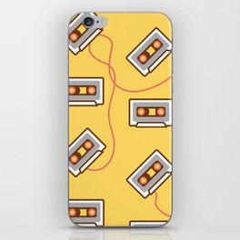 Cassette Fever iPhone Skin