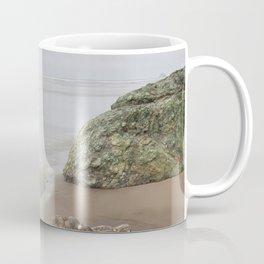 Cloudy Day At Moonstone Coffee Mug
