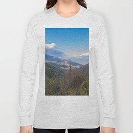 Blue Ridge Peaks Long Sleeve T-shirt