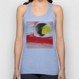 Abstract art. A painting for Tomie Ohtake Unisex Tank Top
