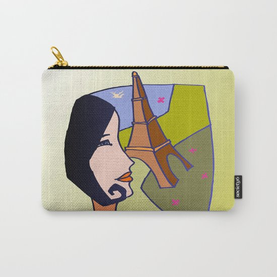 France Carry-All Pouch