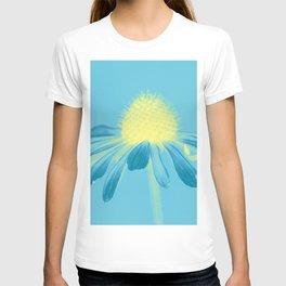 Echinacea in pastel shade T-shirt