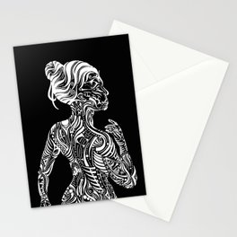 Opposite Maori Stationery Cards
