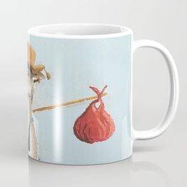 The Traveller Coffee Mug