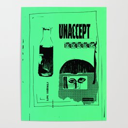 Unaccept - LoveYourself Poster