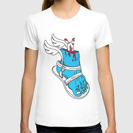 Holy Feet!_by LelosLovesYou T-shirt