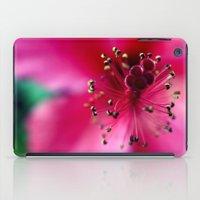 hibiscus iPad Cases featuring Hibiscus by Dr. Tom Osborne