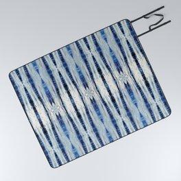 Nori Blue Picnic Blanket
