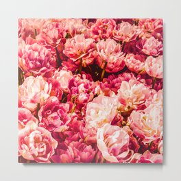 Rose-tinted Vision Metal Print
