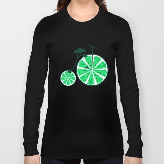 Kiwi ride Long Sleeve T-shirt